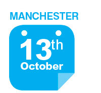 13th October Manchester