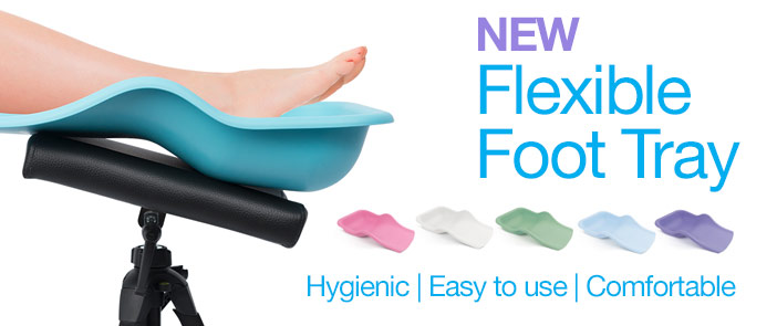 Flexible Foot Tray