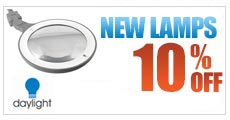 10% Off New Daylight Lamps