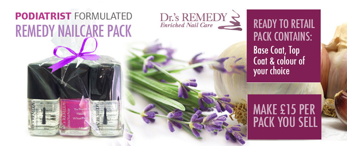 Dr.'s Remedy Nailcare Pack