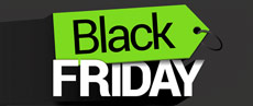 Black Friday Offers Now On
