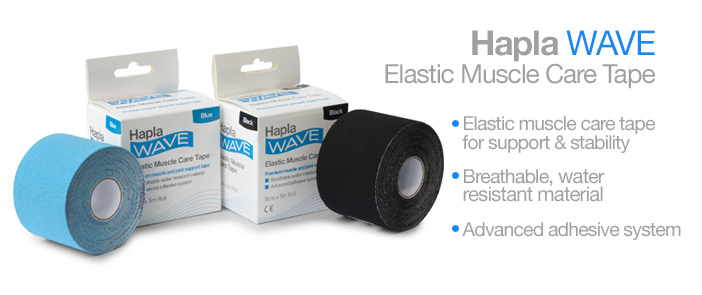 Hapla Wave Muscle & Joint Tape