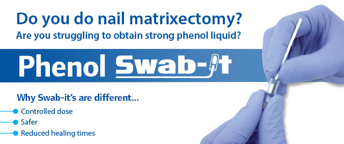 Phenol Swab-it