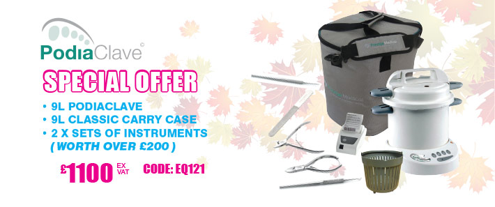 Podiaclave Special Offer