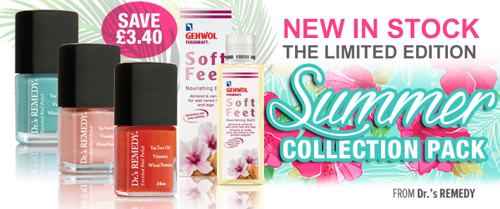 NEW Summer Remedy Packs