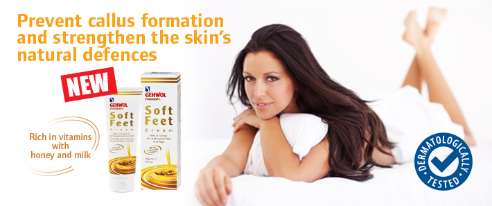 Soft Feet Cream
