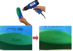 Heat Moulding Orthotics
