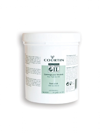 Courtin foot Scrub 475g