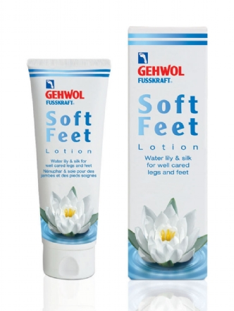 Soft Feet Lotion 125ml