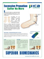 FREE Excessive Pronation A2 Poster