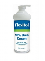 10% Urea Cream 500g (with Pump)