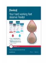 Flexitol Retail Poster