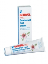 Med Deodorant Foot Cream