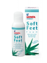 Gehwol Soft Feet Foam 125ml