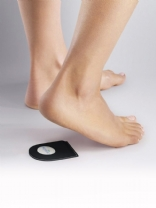 Epitact Heel Lifts With Physio Shook - Podiatry Gels