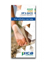 ICB How Orthotics Can Help Leaflet