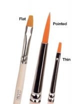 LCN Gel Application Brushes