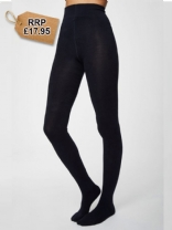 Elgin Bamboo Tights Black