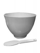 Courtin Bowl and Spatula