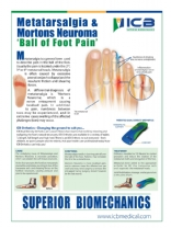Metatarsalgia & Mortons Neuroma