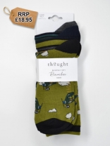 Thought Nigel Sock Pack