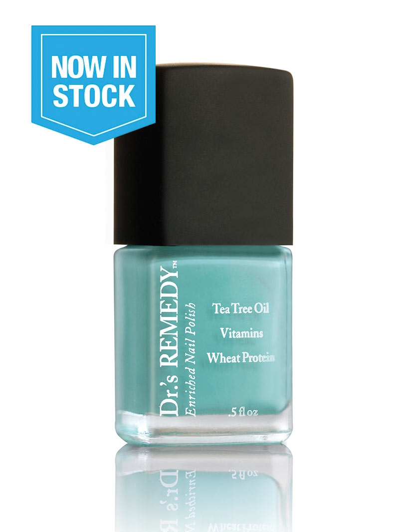Dr.'s Remedy Trusting Turquoise Nail Polish